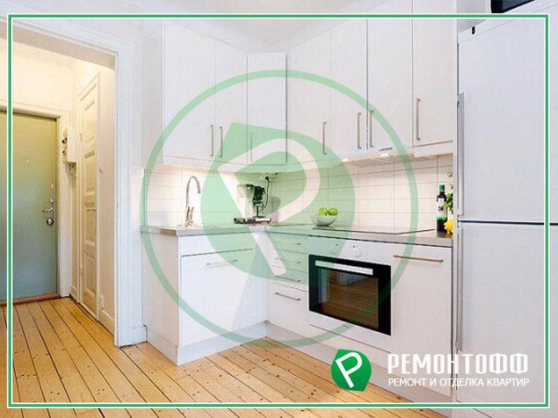 Ремонт квартиры в минималистичном стиле